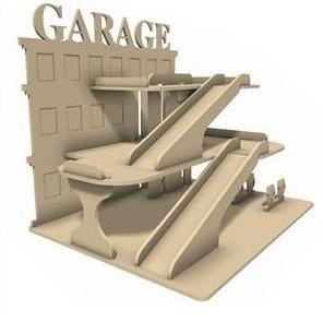 garage monté