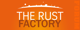 THE RUST FACTORY ban