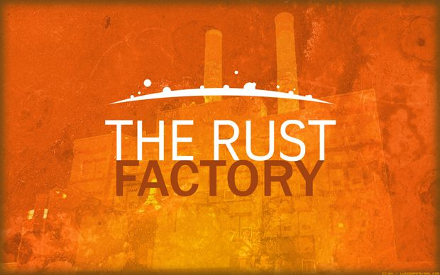THE RUST FACTORY fond620