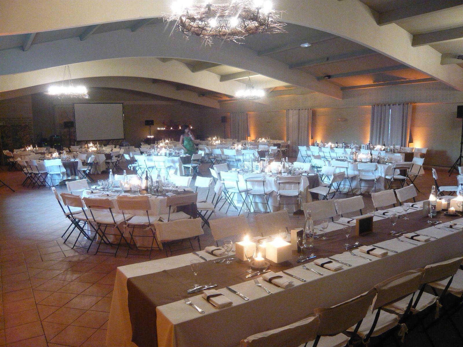 Trouvez la d coration de la salle de votre mariage les for Decoration de salle