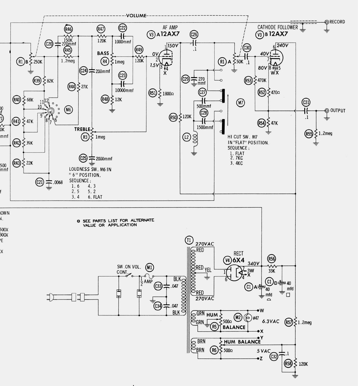 30 watt tube amp schematic  30  get free image about
