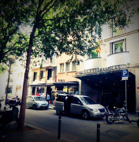silken las ramblas Barcelona vllefflomooct 2013