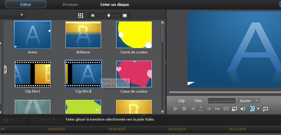 GRATUIT IMOVIE TÉLÉCHARGER TRANSITION