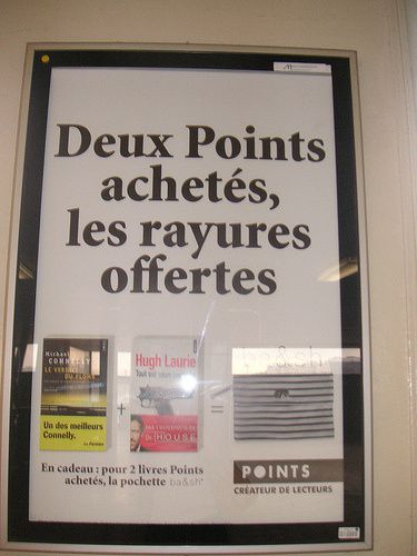 Edition Points et Ba&sh Bookandbuzz