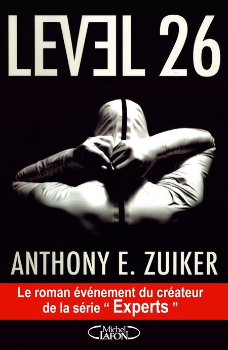 Level 26 d'Anthony Zuker : un livre interactif