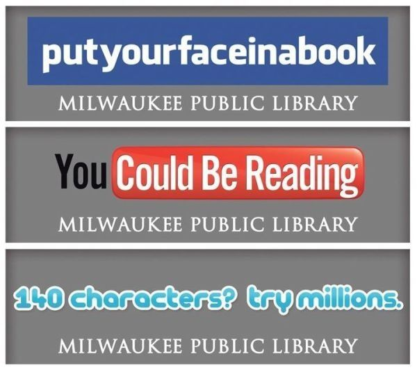 Milwaukee public library Bookandbuzz