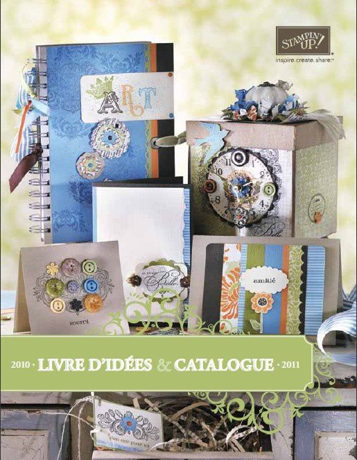 nouveau livre d 39 id es catalogue 2010 2011 ateliers. Black Bedroom Furniture Sets. Home Design Ideas