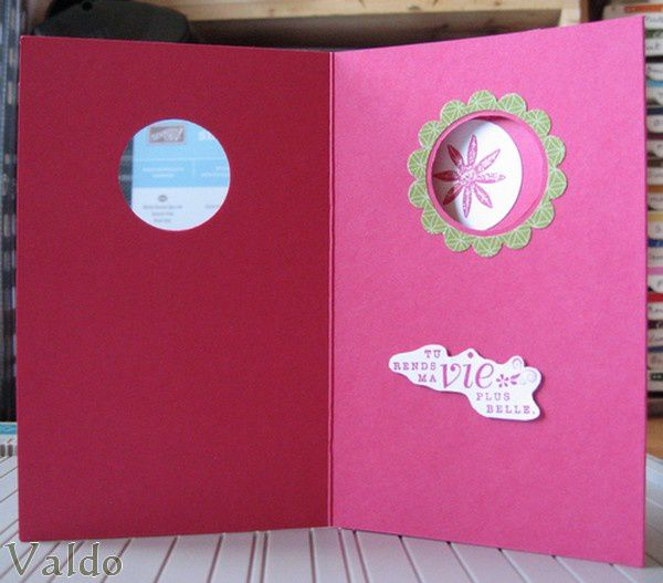 Creations-Stampin-up 5557