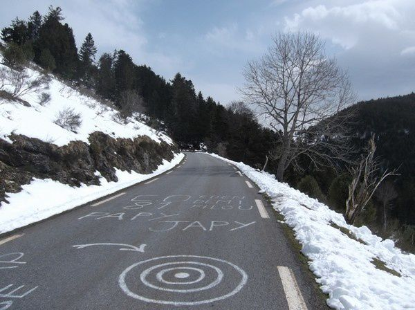 Photos col d'Aspin le 29 mars 2014 021