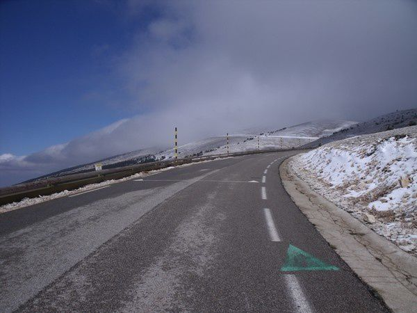 Photos Mont Ventoux le 14 avril 2012 011
