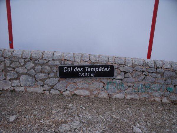 Photos Mont Ventoux par les 3 côtés le 1er mai 2012 057