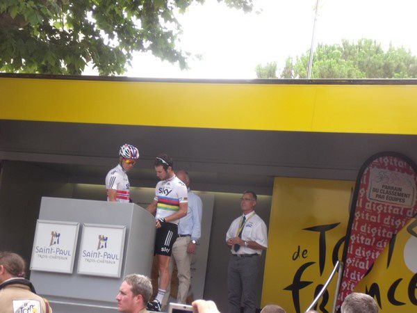 Photos Tour de France 14 juillet 2012 100