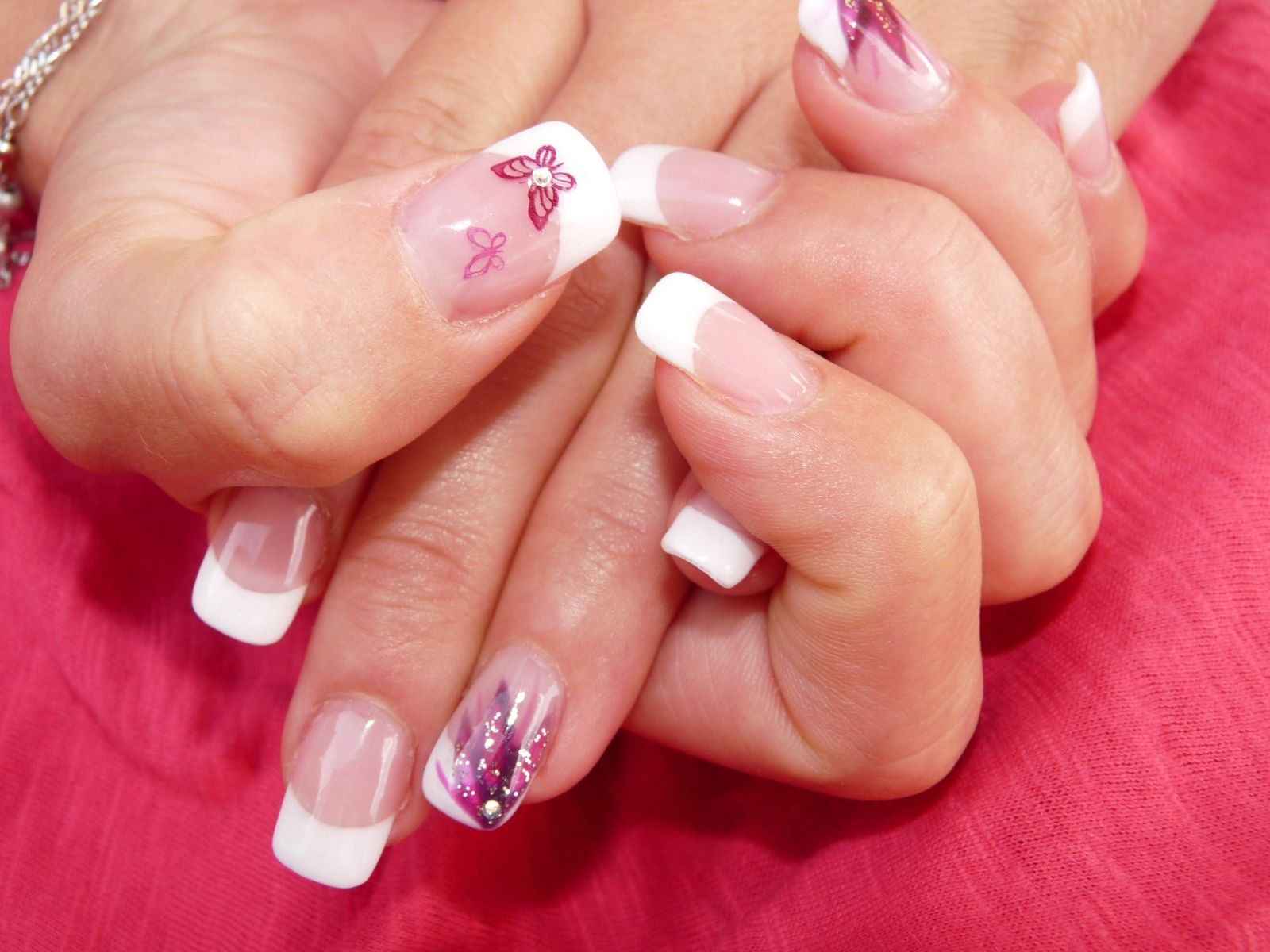 decoration ongle uv