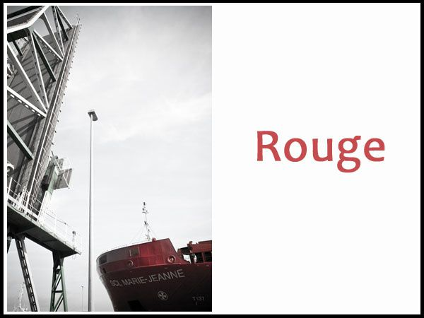Rouge 3 Blog expressions