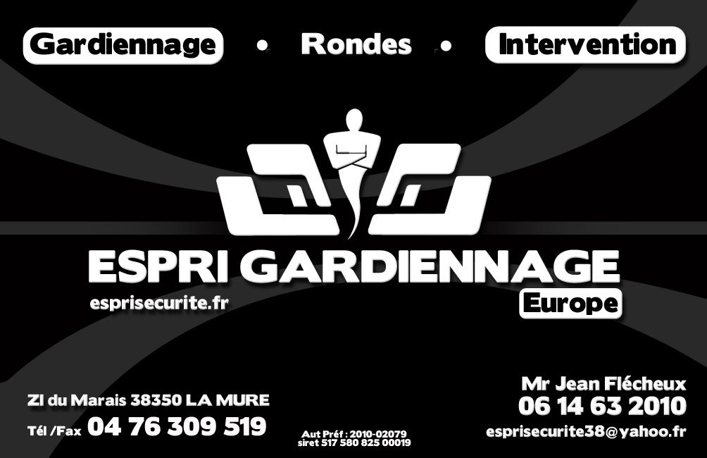 Carte Espri Securite 2