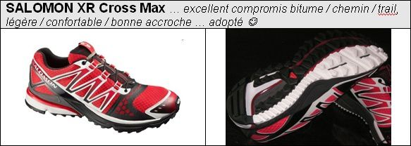 Salomon XR Cross Max