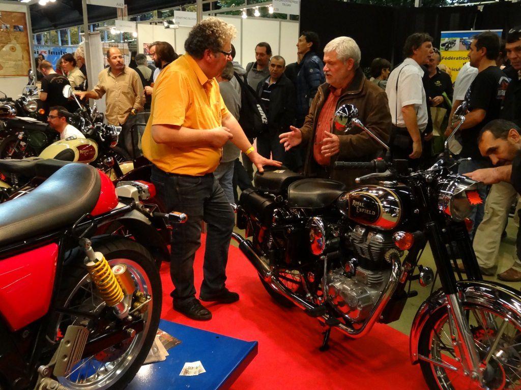 Images rapportées par Jean et Daniel du Salon Moto Légende du 25-26-27 oct 2013 Paris. Que de bons souvenirs !!!