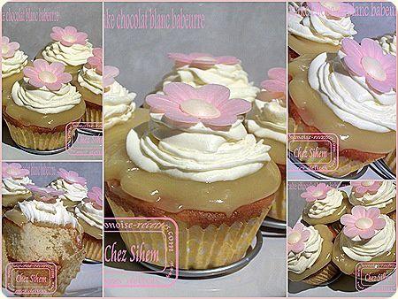 cupcake chocolat blanc babeurre7