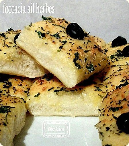 foccacia ail herbes5