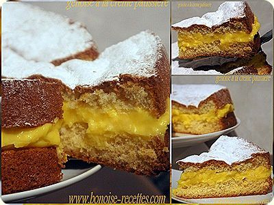 genoise creme patissiere7
