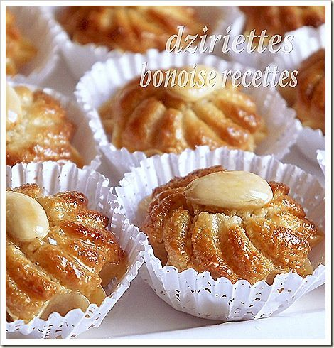 Dziriettes - Decoration gateau traditionnel algerien ...