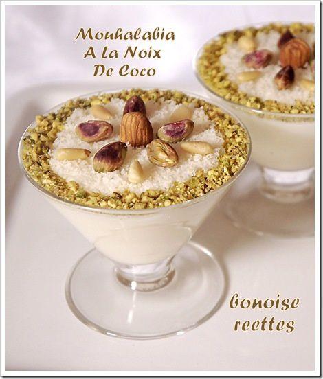 mouhalabia a la noix de coco3