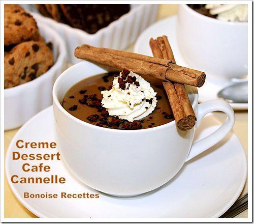 creme dessert cafe chocolat1