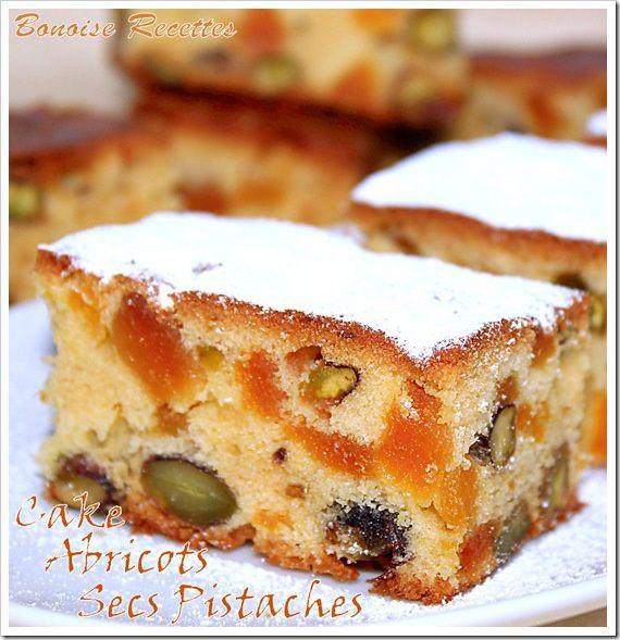 cake abricots secs pistaches1