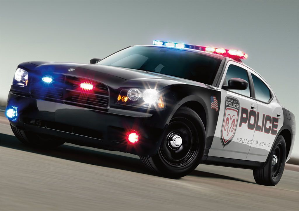Dodge Charger Police Package. 2009-Dodge-Charger-police-car-