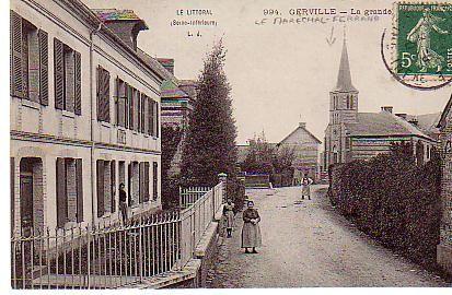 La mairie 27 juillet 1910