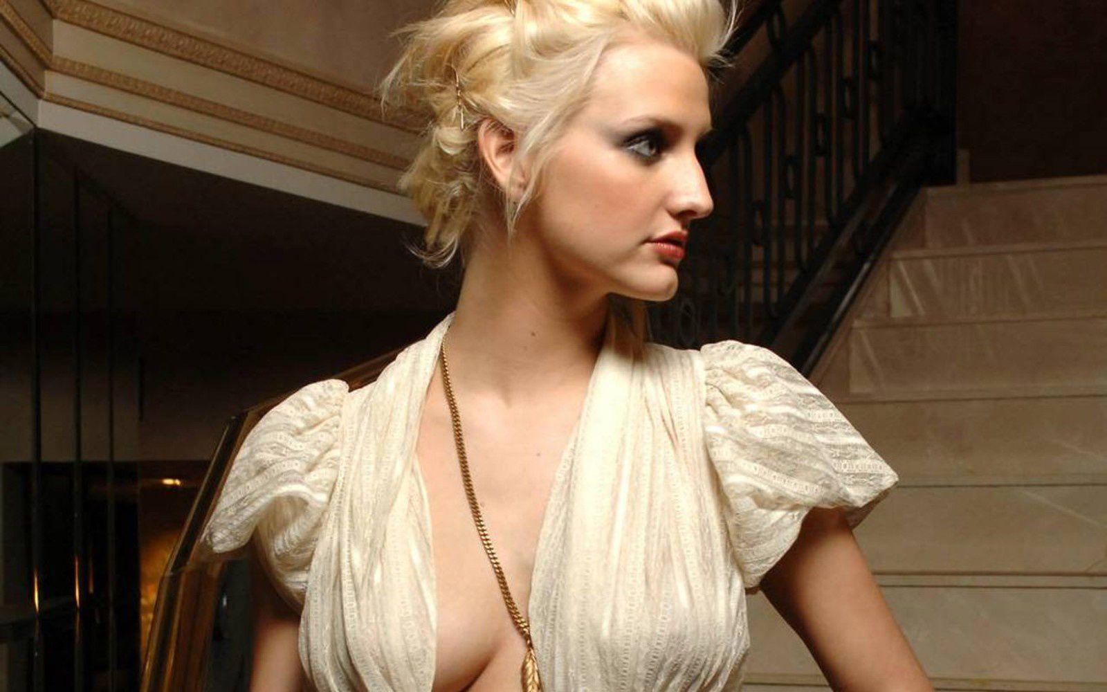 Photos nues de ashlee simpson