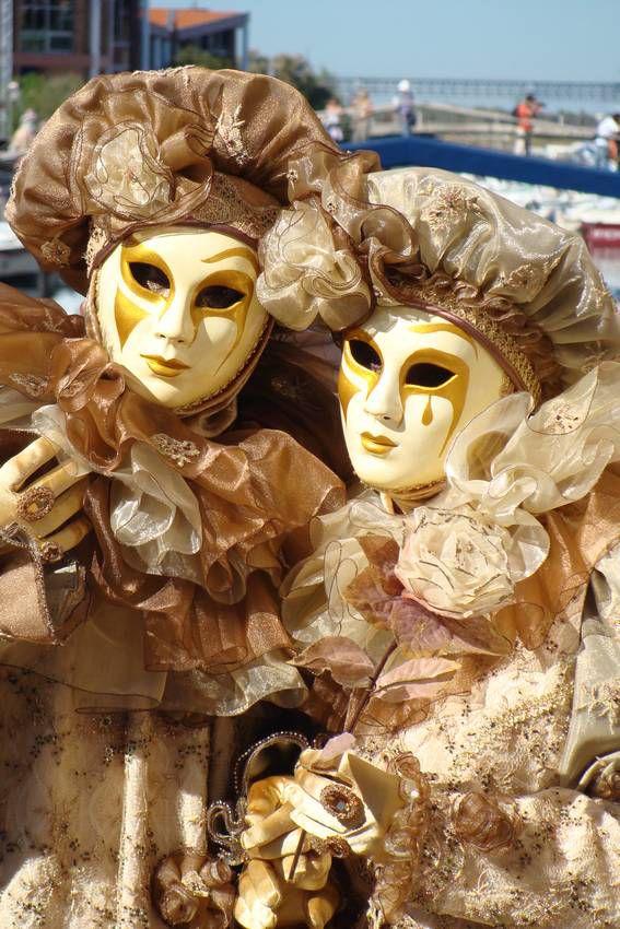 Carnaval vénitiens de Martigues du 11 au 12 septembre 2010 par Paul et Martine