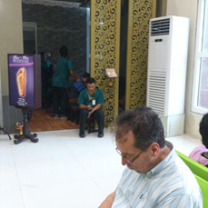 REFLEXOLOGIE AEROPORT JAKARTA 2
