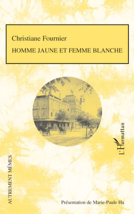 Homme jaune femme blanche