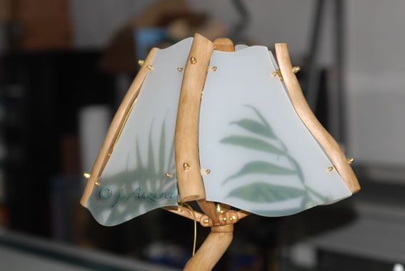 lampe # 02 coiffe 01mail