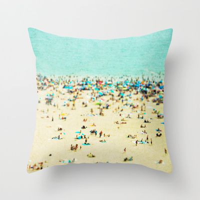 coney island pillow sur society 6