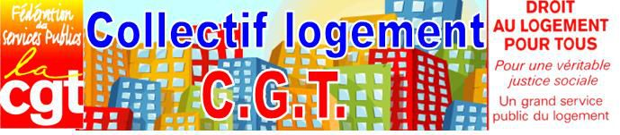 Collectif logement CGT