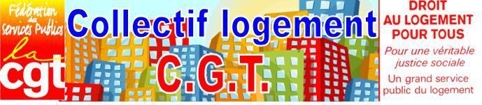 Collectif logement CGT