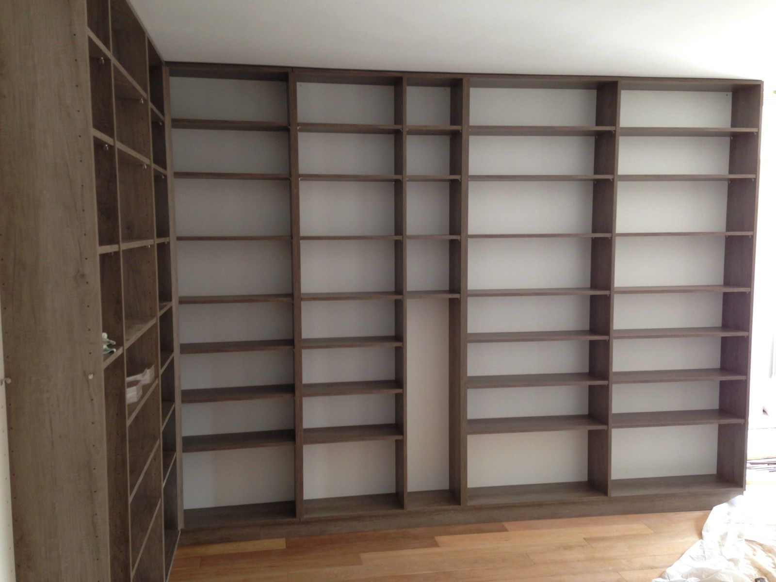 album bibliotheque menuiserie agencement design. Black Bedroom Furniture Sets. Home Design Ideas