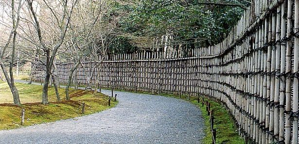 Stunning Cloture Bambou Jardin Japonais Ideas - Design Trends 2017 ...