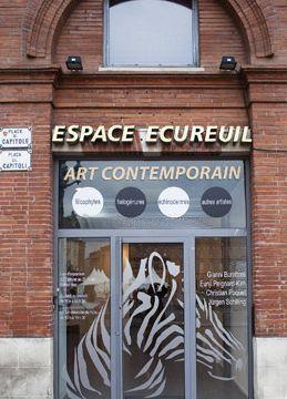 Fondation Ecureuil entree