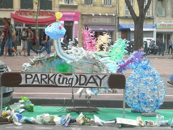 Parking day 6