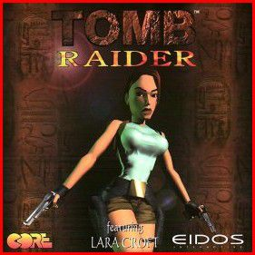 Tomb Raider 1 Box