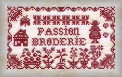 Passion broderie