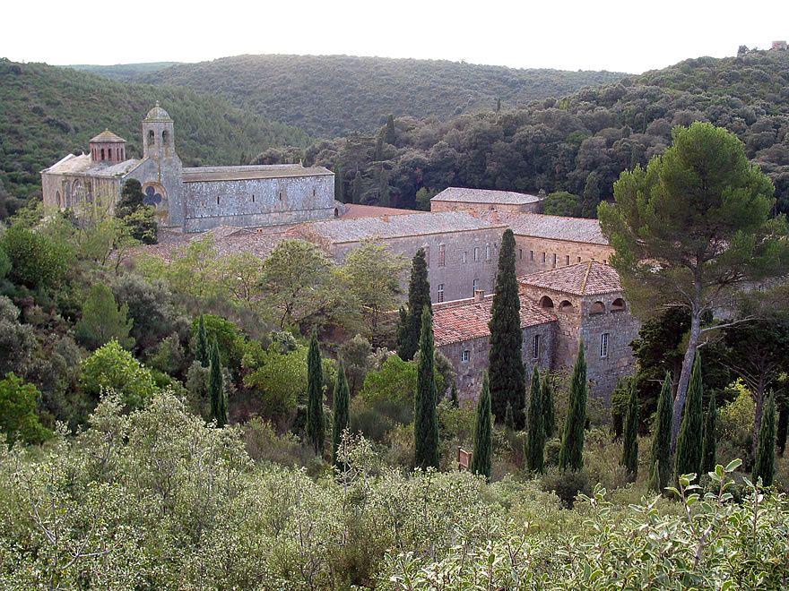 Abbaye de Fonfroide - 032