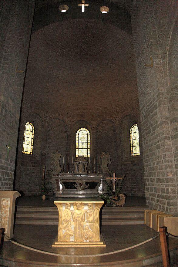 Abbaye de Saint-Guilhem le Desert - 012