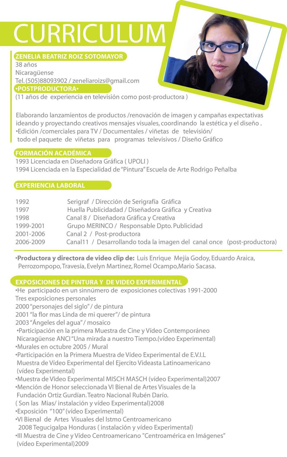 resume backoffice support pagina 001 724x1024jpg