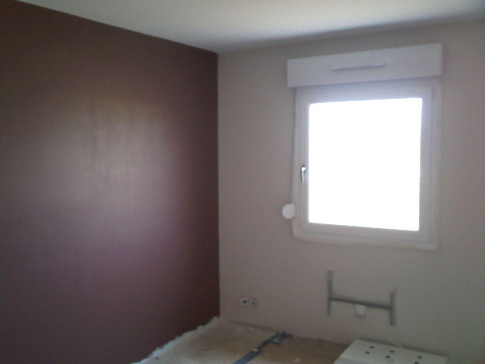 Peinture chambre violet chambre zen violet deco peinture chambre adulte 34 lille angle - Couleur peinture chambre zen ...