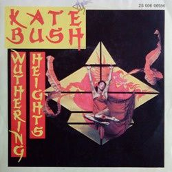 Kate Bush - Wuthering heights 45T