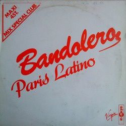 Bandolero - Paris latino (promo)